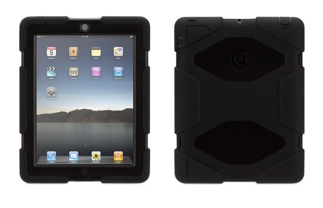 Griffin Survivor противоударный чехол для iPad 2/3/4