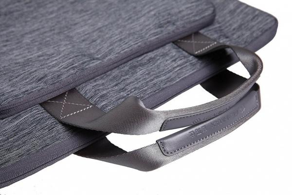Gearmax gent slim сумка для ноутбука 13 серая