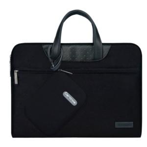 Сумка для MacBook Cartinoe нейлоновая 13 Черная