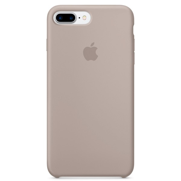 Кейс для iPhone Apple iPhone 7 Plus Silicone Case Pebble
