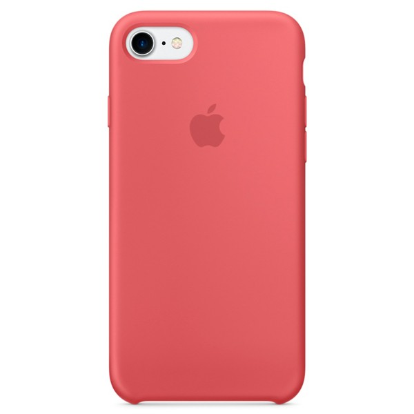 Кейс для iPhone Apple iPhone 7 Silicone Case Camellia