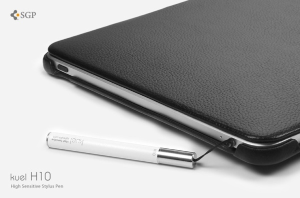 Стилус SGP Stylus Pen Kuel H10 Series (White)