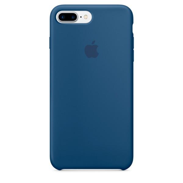 Кейс для iPhone Apple iPhone 7 Plus Silicone Case OceanBlue