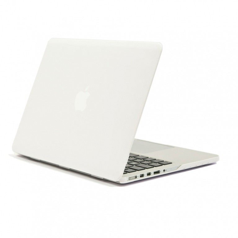 BTA Чехол-накладка для Apple MacBook Pro Retina 15″ Прозрачная Матовая