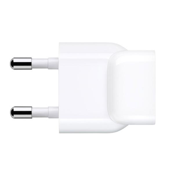 Переходник под евророзетку для блоков питания Apple