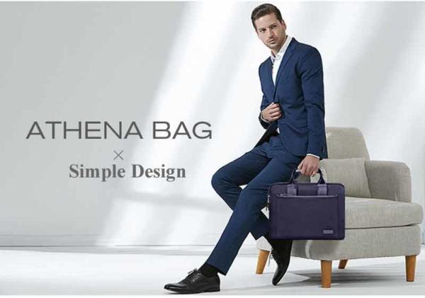 Wiwu Athena Sleev сумка для ноутбука 13″ серая