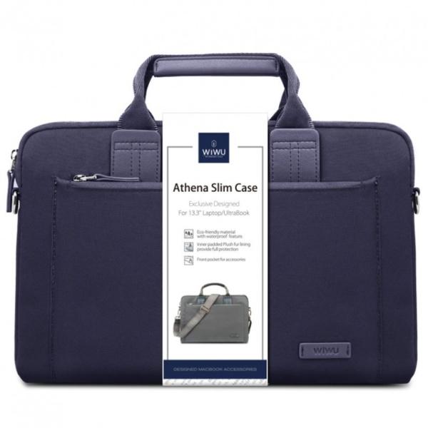 Wiwu Athena Sleev сумка для ноутбука 13″ синяя