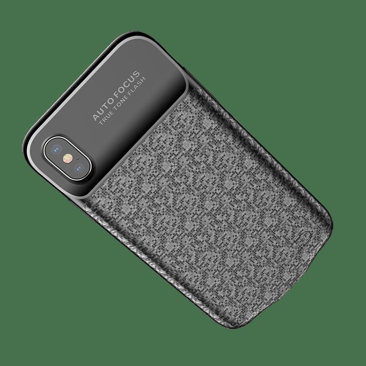Baseus Power Bank Case дополнительный аккумулятор 3500mah для iPhone X Черный