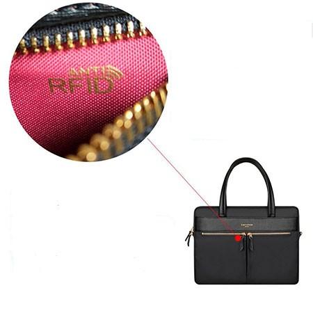 cartinoe 15 - Cartinoe london сумка для ноутбука 15″ с длинными ручками черная