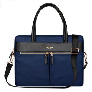 Cartinoe london сумка для ноутбука 15″ с длинными ручками синяя