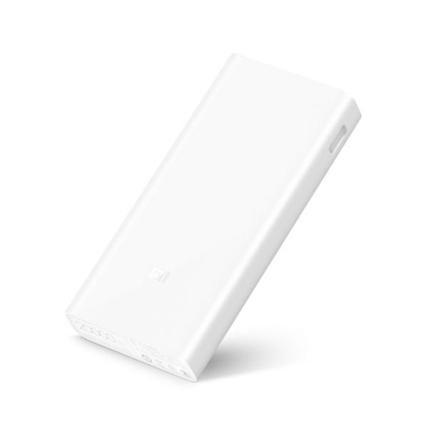 Внешний аккумулятор Xiaomi 2C 20000 мАч 2 USB White
