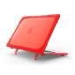 Hard Shell противоударный чехол Macbook Retina 13 Красная