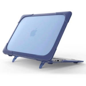 Hard Shell противоударный чехол Macbook Air 13 Фиолетовая