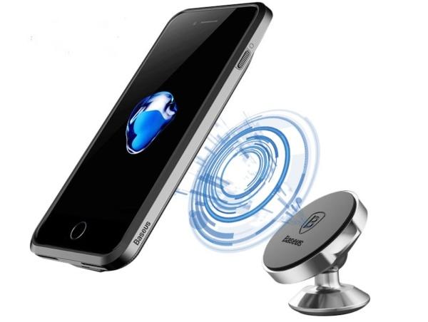 Внешний аккумулятор Baseus Ample Power Bank Case чехол-аккумулятор для iPhone 7 Plus/8 Plus
