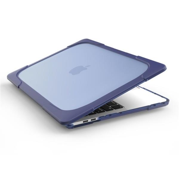 Hard Shell противоударный чехол Macbook Retina 13 Фиолетовая