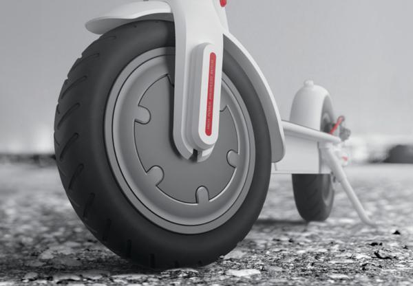 Xiaomi Mijia Scooter электросамокат (с комплектом) белый