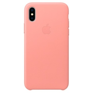Apple Silicone Case чехол для iPhone iPhone X Soft Pink