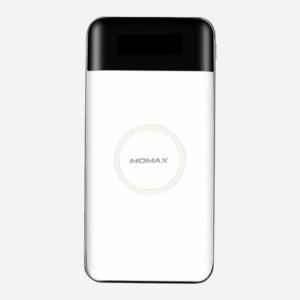Momax iPower AIR Wireless 10000mAh аккумулятор с беспроводной зарядкой