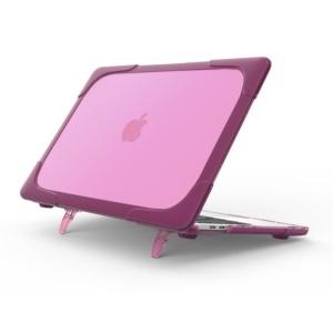 Hard Shell противоударный чехол Macbook Retina 13 Фуксия