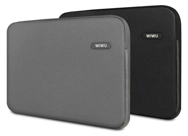 """Wiwu неопреновый чехол для ноутбука 13.3"""" Черный"""