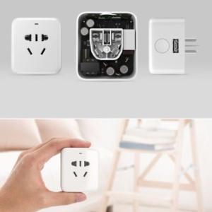 4384122784 1 300x300 - Умная розетка Xiaomi Mi Smart Socket Power Plug