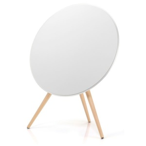 Беспроводная акустика Bang & Olufsen BeoPlay A9 без ножек (White Cover/Without Legs)