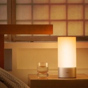 Svetilnik lampa nochnik Mijia Yeelight Bedsideside lamp Gold 300x300 - Лампа-ночник Xiaomi Yeelight Bedside Lamp Gold