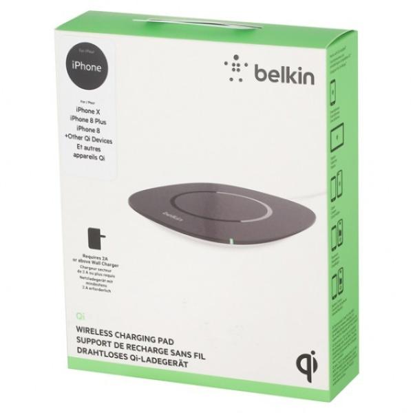 Беспроводное зарядное устройство Belkin Wireless Qi F8M747bt