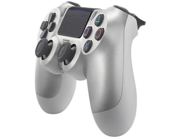 Геймпад Sony Dualshock 4 для Sony PlayStation 4 Silver
