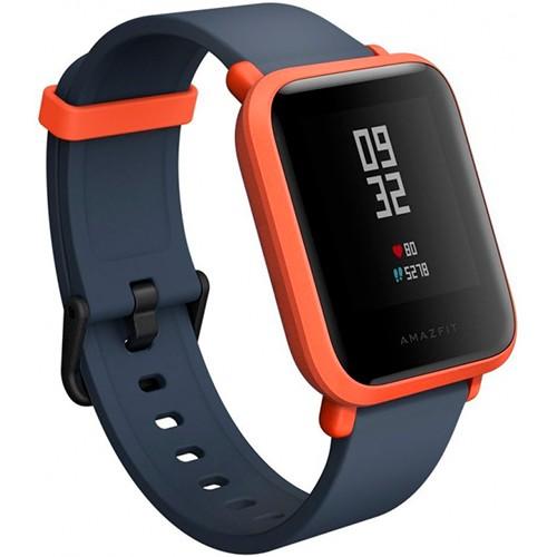 Умные часы Xiaomi Amazfit Bip (Оранжевый)