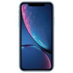 iPhone XR Blue w1