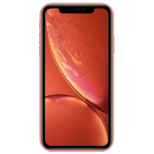 Смартфон Apple iPhone XR 128GB Coral A2105 RU/A