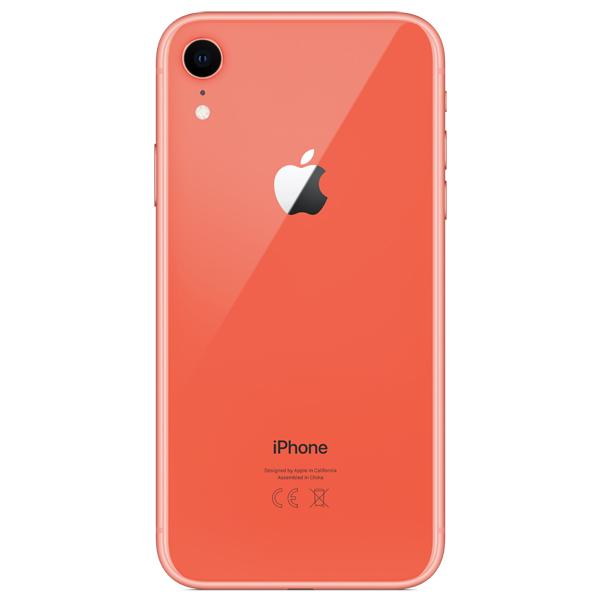Смартфон Apple iPhone XR 64GB Coral A2105 RU/A