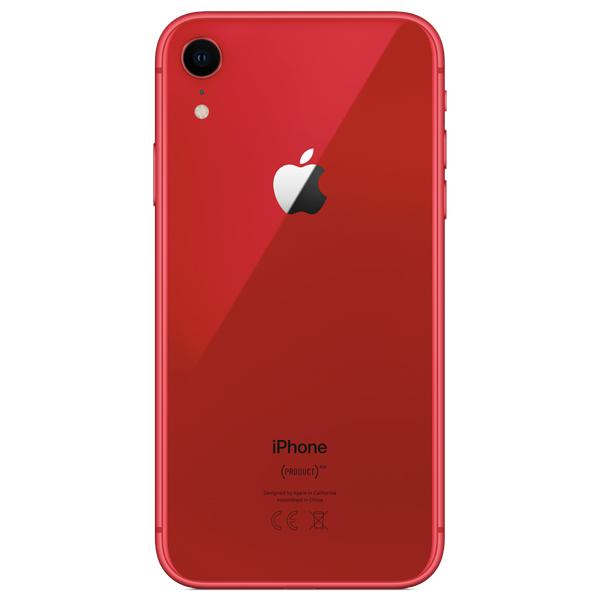 Смартфон Apple iPhone XR 64GB (PRODUCT)RED A2105 RU/A