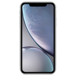 Смартфон Apple iPhone XR 128GB White A2105 RU/A
