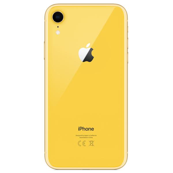 Смартфон Apple iPhone XR 128GB Yellow A2105 RU/A