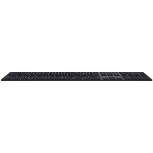 Клавиатура Apple Magic Keyboard Numeric Keypad Space Gray РСТ