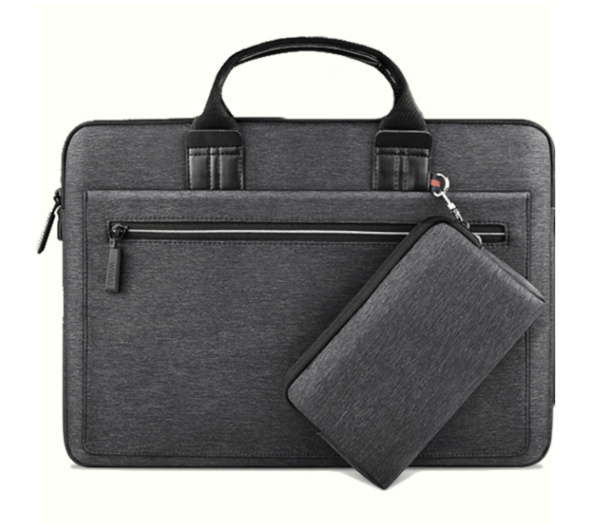 "Snimok ekrana 2019 01 21 v 12.52.37 600x524 - Сумка WIWU Anthena Carrying Bag для MacBook 15"" тёмно-серая"