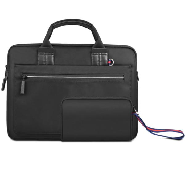 "Snimok ekrana 2019 01 21 v 14.22.21 1 600x553 - Сумка WIWU Anthena Carrying Bag для MacBook 14"" черная"