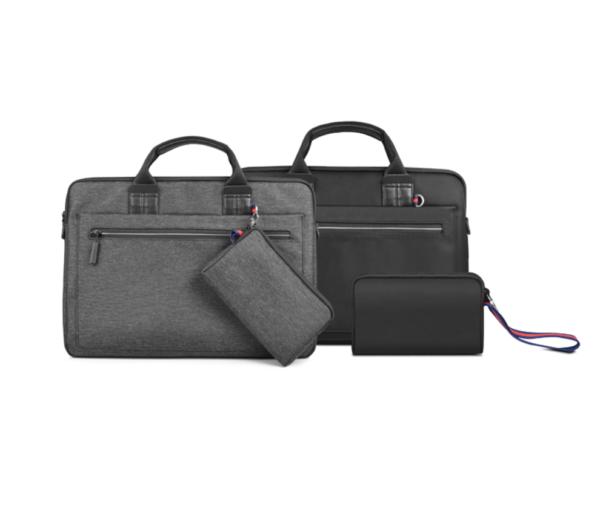"Snimok ekrana 2019 01 21 v 14.22.35 600x505 - Сумка WIWU Anthena Carrying Bag для MacBook 14"" черная"