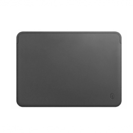gray 2 - Чехол Wiwu Skin Pro для Macbook 12 серый