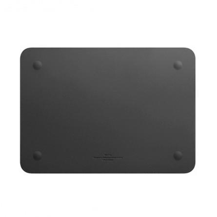 gray 3 - Чехол Wiwu Skin Pro для Macbook 12 серый