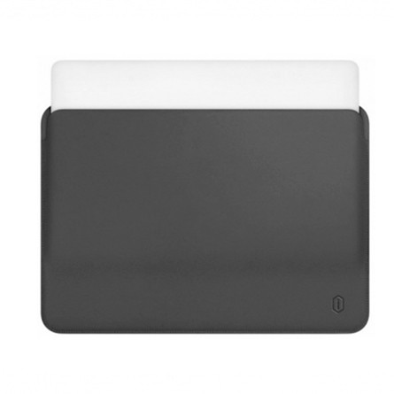 gray - Чехол Wiwu Skin Pro для Macbook 12 серый