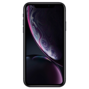 Смартфон Apple iPhone XR 64GB Black A2105 RU/A