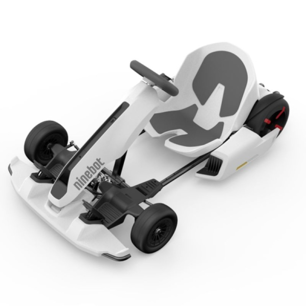 7270701d2f09005877b27e5060bbb1da 800x800 600x600 - Xiaomi Ninebot Segway Gokart White