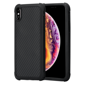 1 480x480 4 300x300 - Чехол Pitaka MagEZ Case PRO для IPhone XS Max Черно-Серый в полоску