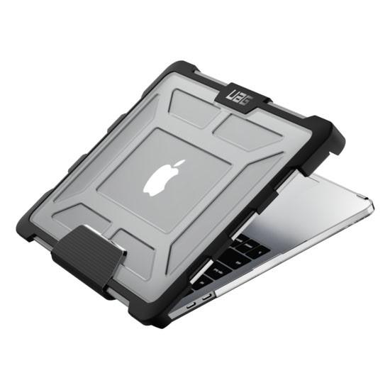 25ddc742ec9ed76c2c3cccff10b7953c - Чехол UAG Plasma для MacBook Pro 15 (2016-2019) прозрачный (Ice)