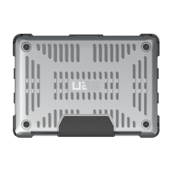2abccdd02cbb96b07ea05c1d40da903d - Чехол UAG Plasma для MacBook Pro 15 (2016-2019) прозрачный (Ice)