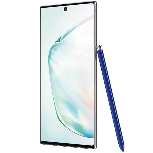 Смартфон Samsung Galaxy Note 10 256GB Aura Glow (Snapdragon)
