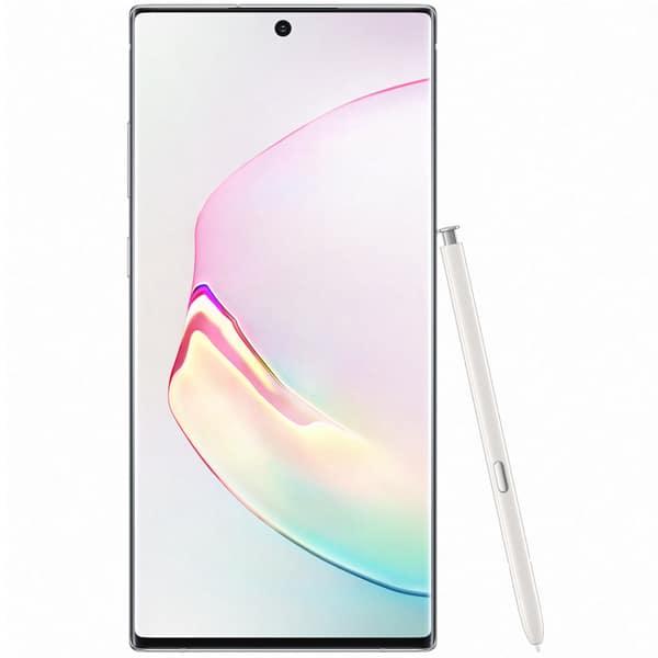 Смартфон Samsung Galaxy Note 10 256GB White (Snapdragon)